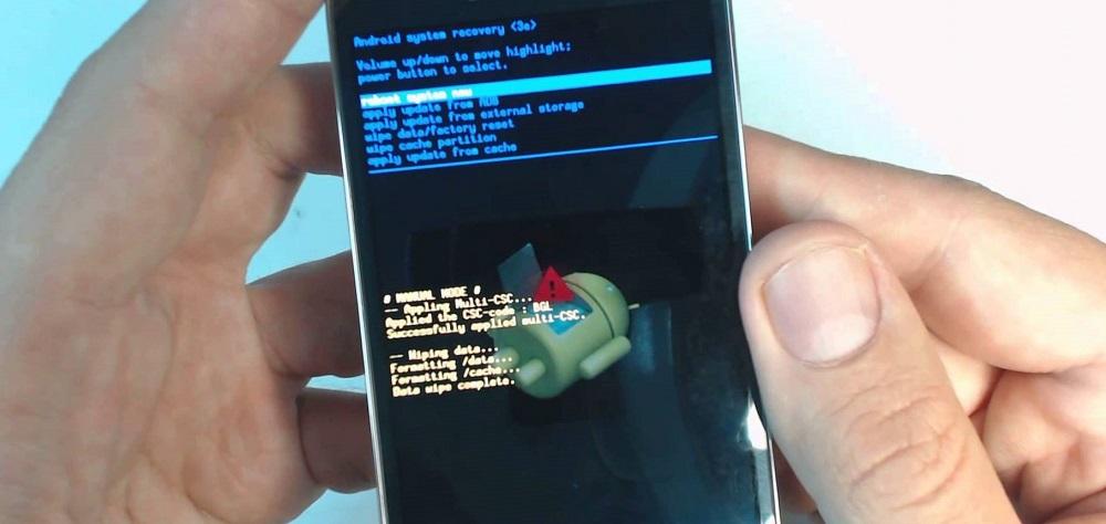 Настройка кнопок на Android