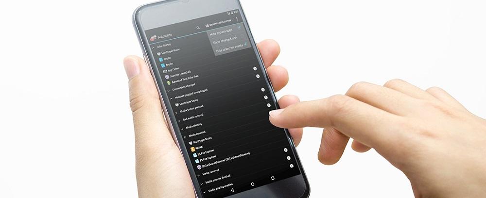 Автозагрузка приложений на android