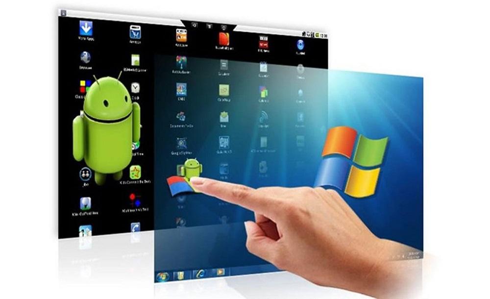 Установка windows mobile на android