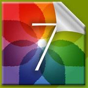 3D iOS7 Parallax LWP