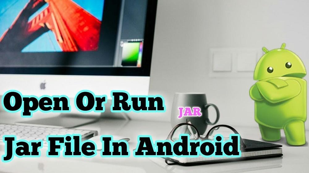 Как запустить jar на android