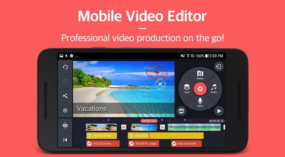 KineMaster Pro – Video Editor