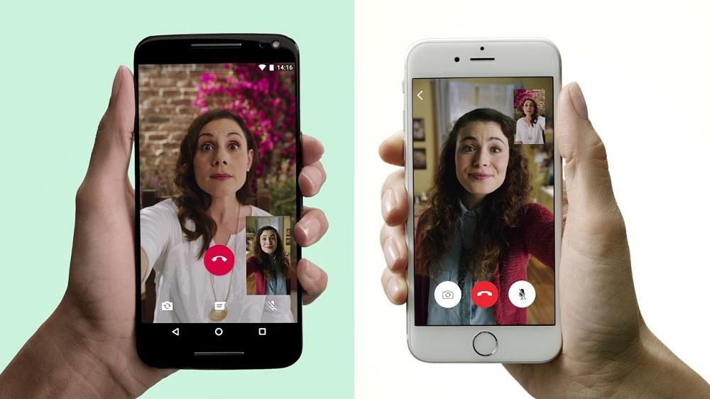 Как настроить видеовызов на Android