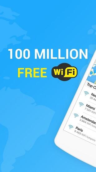 Wi-Fi Map – Passwords