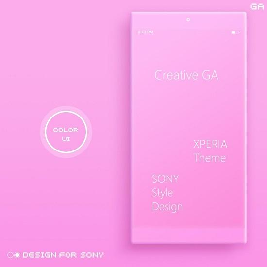 Xperia Color